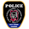 Susquehanna Township Police Department Badge