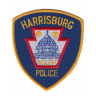 Harrisburg Bureau of Police Badge