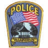 Millersburg Borough Police Department Badge