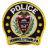 Hummelstown Borough Police Department Badge
