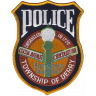 Derry Township Police Department Badge
