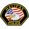 Halifax Borough Police Department Badge