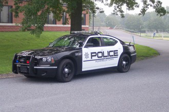 2006 Dodge Charger Patrol Car