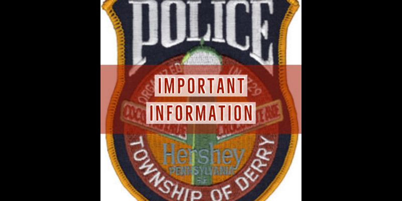 Image for CAUTION!!! - Officer Impersonation Scam