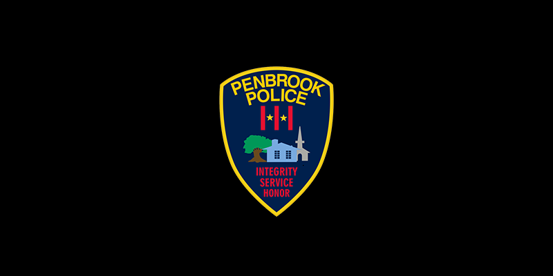 Image for Welcome to the Penbrook Police Department